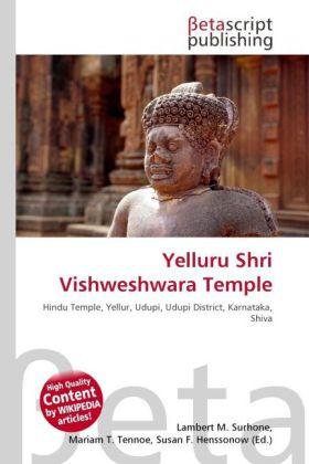 Yelluru Shri Vishweshwara Temple als Buch von
