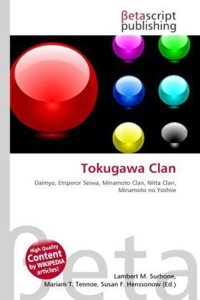 Tokugawa Clan als Buch von