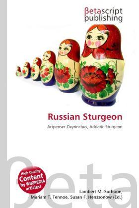Russian Sturgeon als Buch von