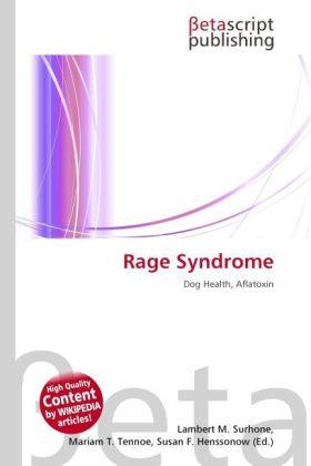 Rage Syndrome als Buch von