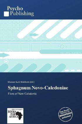 Sphagnum Novo-Caledoniae als Buch von