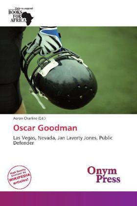Oscar Goodman als Buch von