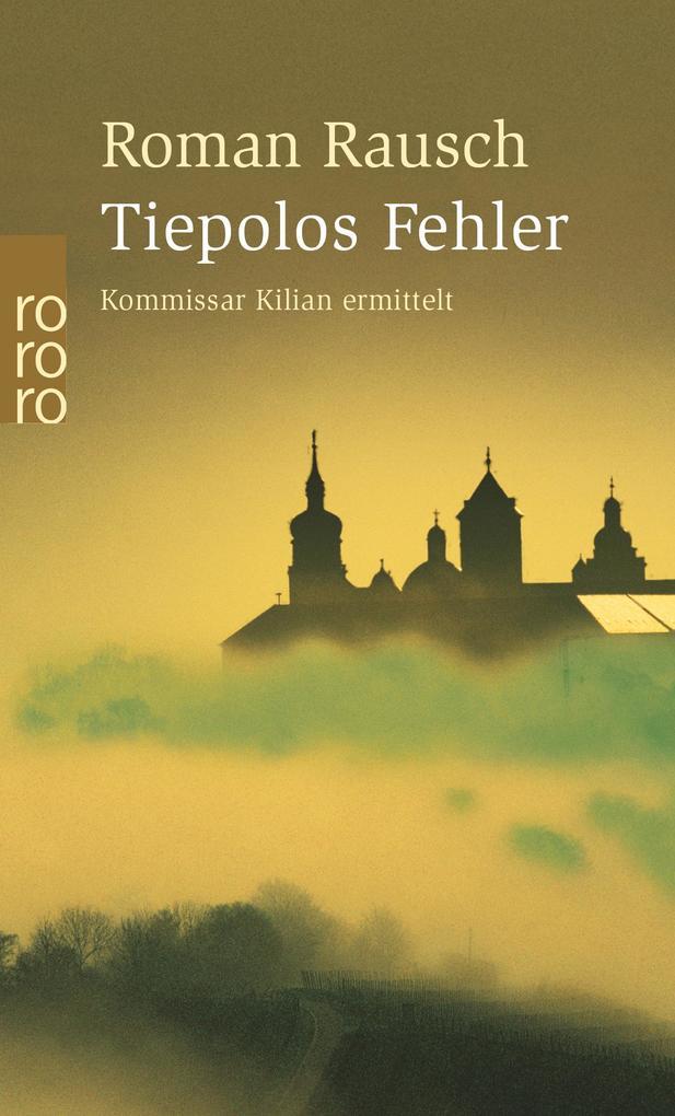 Tiepolos Fehler als Taschenbuch