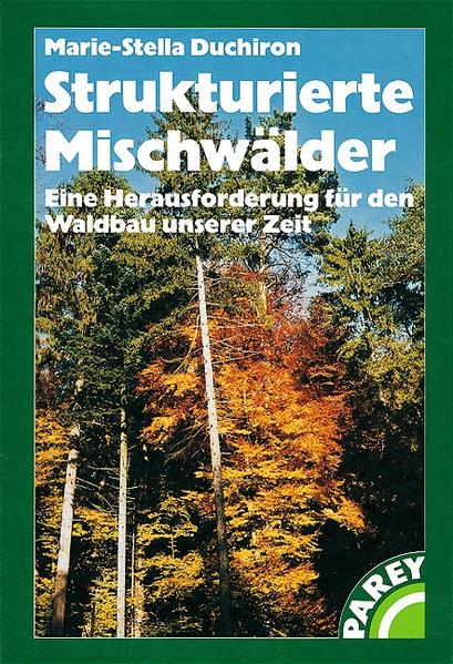 Strukturierte Mischwälder als Buch
