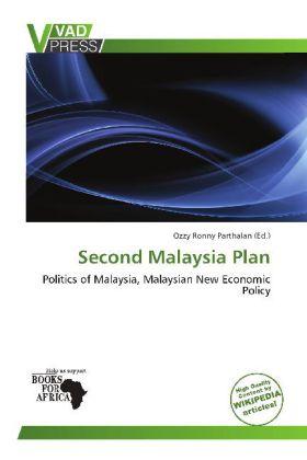 Second Malaysia Plan als Buch von