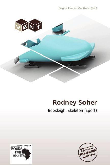Rodney Soher als Buch von