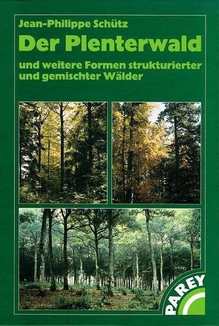Der Plenterwald als Buch