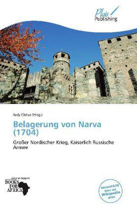 Belagerung von Narva (1704) als Buch von
