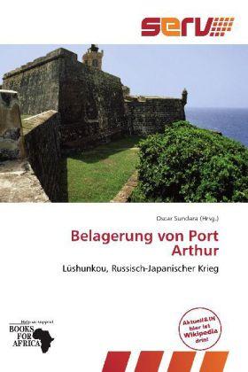 Belagerung von Port Arthur als Buch von