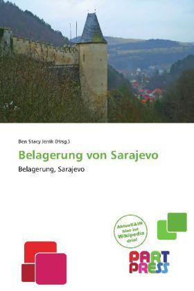 Belagerung von Sarajevo als Buch von