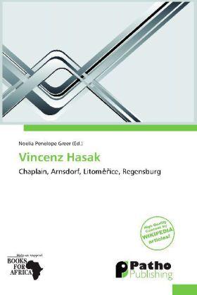 Vincenz Hasak als Buch von