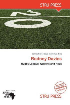 Rodney Davies als Buch von