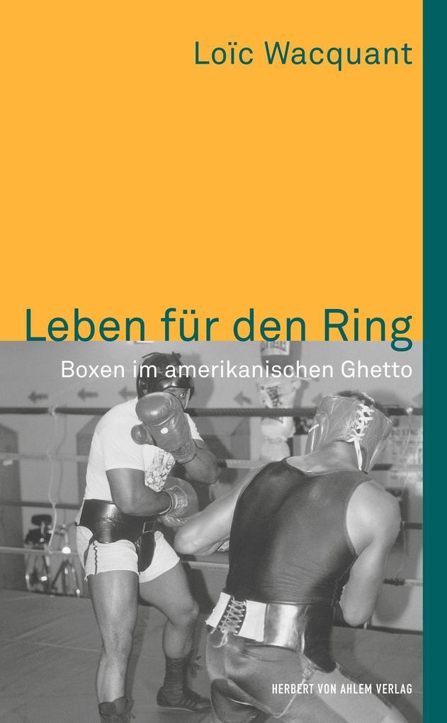 Leben für den Ring als Buch
