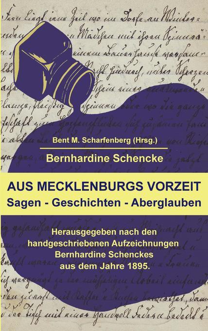 Aus Mecklenburgs Vorzeit als Buch