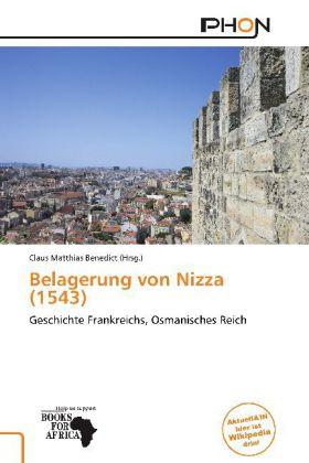Belagerung von Nizza (1543) als Buch von