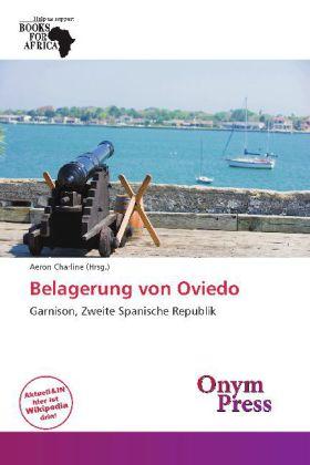 Belagerung von Oviedo als Buch von