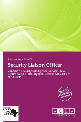 Security Liaison Officer als Buch von