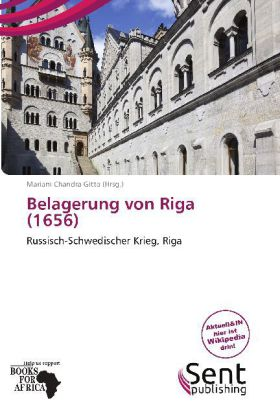 Belagerung von Riga (1656) als Buch von