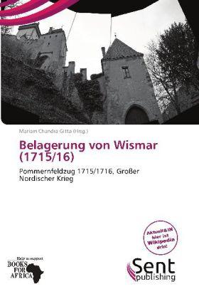 Belagerung von Wismar (1715/16) als Buch von