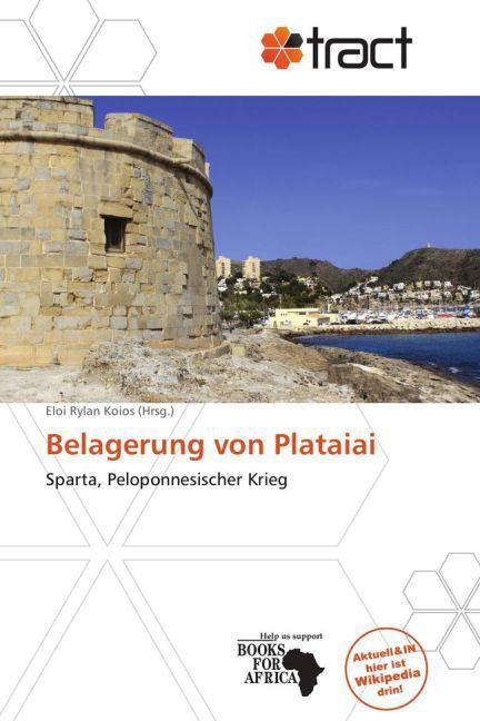 Belagerung von Plataiai als Buch von