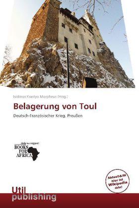 Belagerung von Toul als Buch von