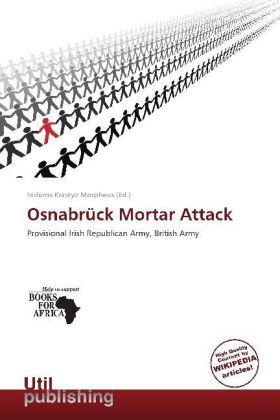 Osnabrück Mortar Attack als Buch von