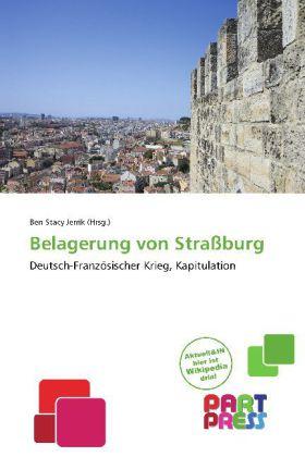 Belagerung von Straßburg als Buch von