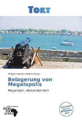 Belagerung von Megalopolis als Buch von