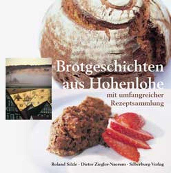 Brotgeschichten aus Hohenlohe als Buch