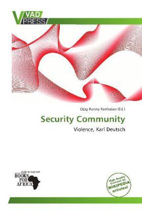 Security Community als Buch von