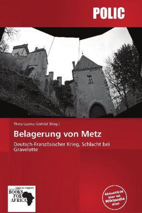 Belagerung von Metz als Buch von