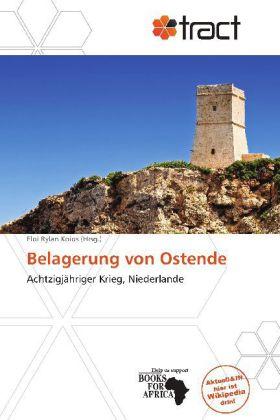 Belagerung von Ostende als Buch von