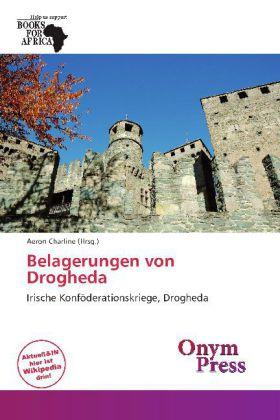 Belagerungen von Drogheda als Buch von