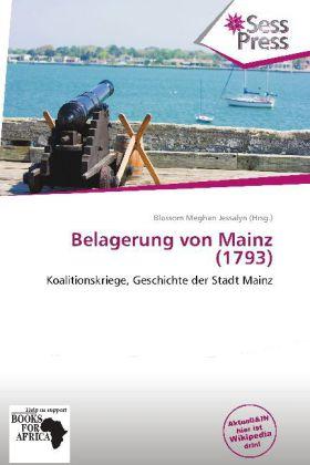 Belagerung von Mainz (1793) als Buch von