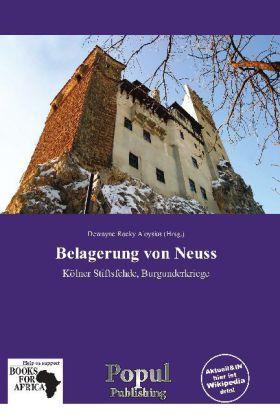 Belagerung von Neuss als Buch von