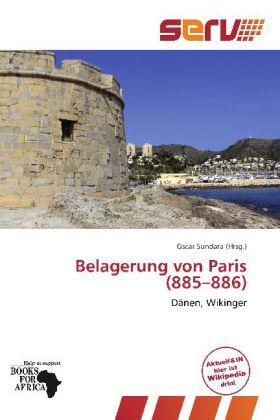 Belagerung von Paris (885 886) als Buch von