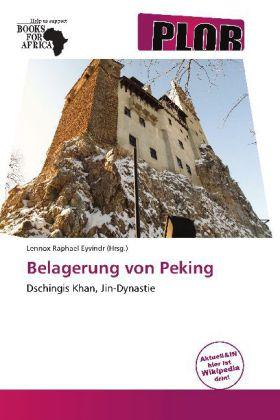 Belagerung von Peking als Buch von
