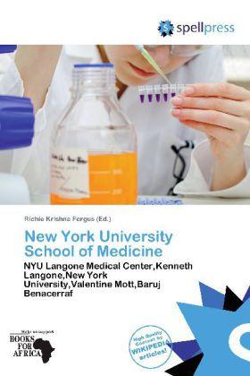 New York University School of Medicine als Buch...