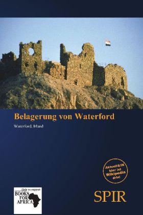 Belagerung von Waterford als Buch von