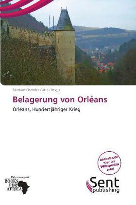 Belagerung von Orléans als Buch von