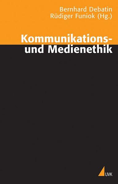 Kommunikations- und Medienethik als Buch