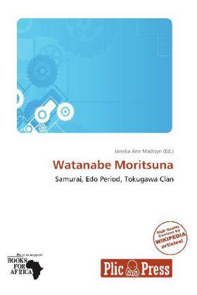 Watanabe Moritsuna als Buch von