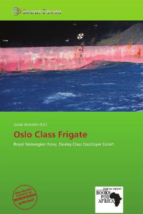 Oslo Class Frigate als Buch von