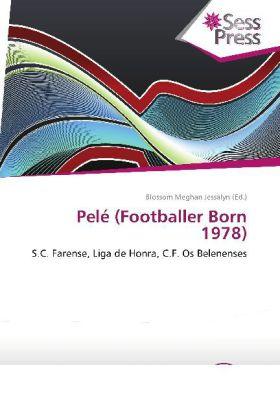 Pelé (Footballer Born 1978) als Buch von