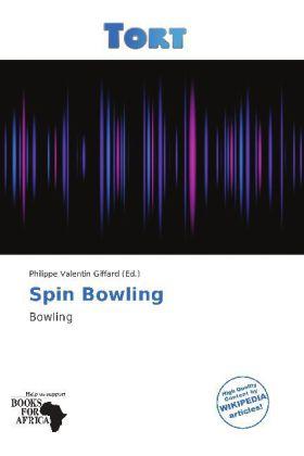 Spin Bowling als Buch von