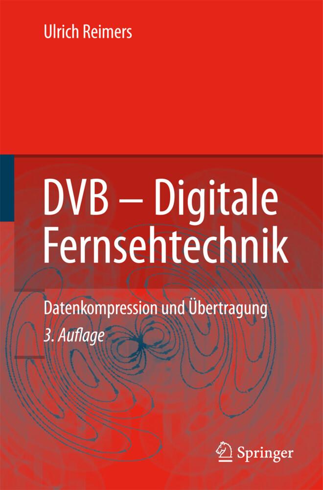 DVB - Digitale Fernsehtechnik als Buch