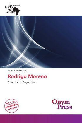 Rodrigo Moreno als Buch von