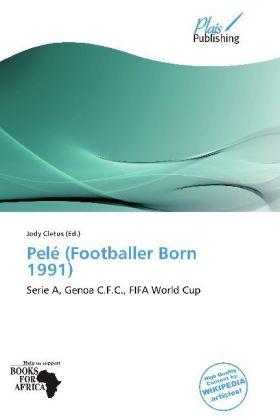 Pelé (Footballer Born 1991) als Buch von