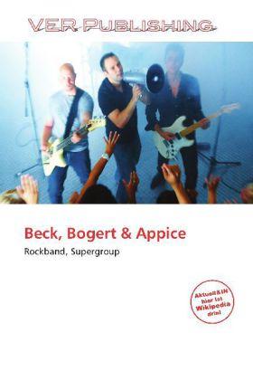 Beck, Bogert & Appice als Buch von