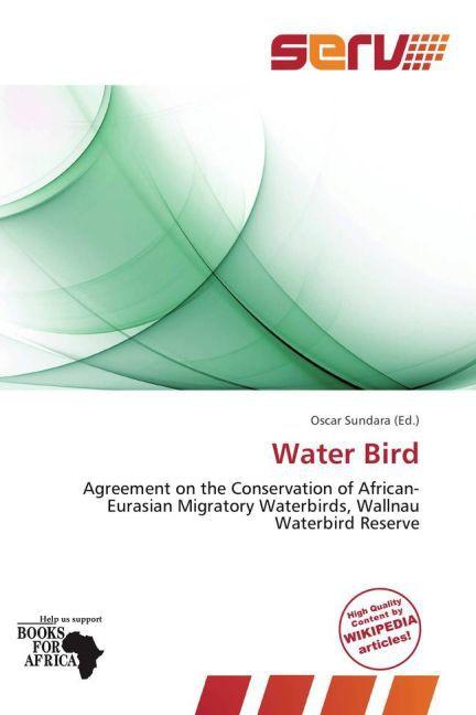 Water Bird als Buch von